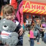 Новый магазин Аникс открыл свои двери в Рубцовске