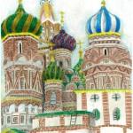Газпром газораспределение Барнаул. Конкурс детского рисунка Человек. Культура.Родина