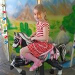 Компания «Ренессанс Косметик» подарила детям сотрудников бесплатные билеты в парк «Солнечный ветер»