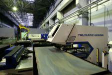 ООО «Завод Механических Прессов» продолжает техническое перевооружение