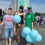 В Бийске открылся новый ТРЦ Воскресенье