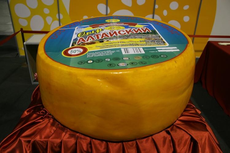 Алтайские продукты заменят запрещенный импорт