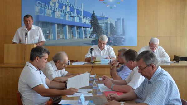 Евгений Ганеман: В промышленности Алтайского края есть успехи, которыми можно гордиться!