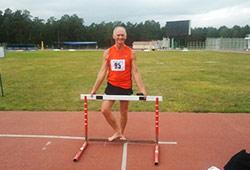 Директор по персоналу В.И.Заподойников   Чемпион России по легкой атлетике среди ветеранов