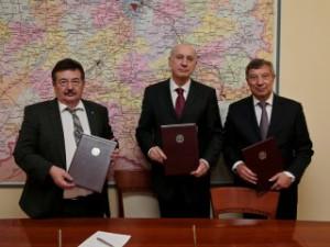 Администрация Алтайского края, ООО «БТК Текстиль» и АО БМК «Меланжист Алтая» подписали трехстороннее соглашение о сотрудничестве