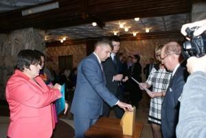 Профлидер БОЗ избран новым председателем Крайкома
