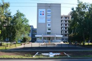 Алтайский краевой кардиологический диспансер признан лучшим медицинским учреждением Барнаула
