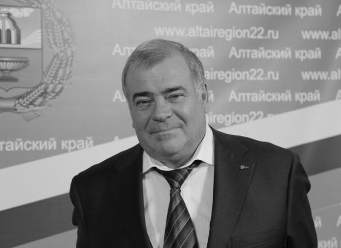 Не стало Коновалова Владимира, директора завода