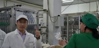 "Компания из КНР заинтересована в сотрудничестве с ""Ренессанс Косметик"""