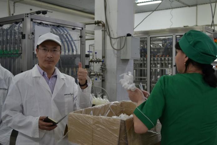 Компания из КНР заинтересована в сотрудничестве с