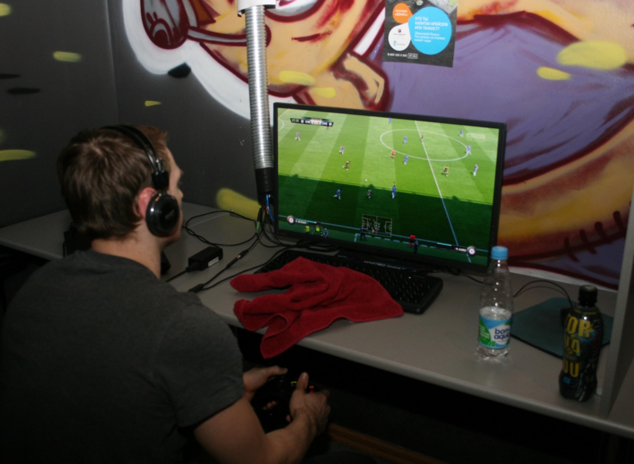 «Ростелеком» поддержал турнир по интерактивному футболу в Барнауле