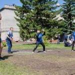Спортивные состязания на заводе «Ротор»