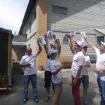ООО Барнаульский автоцентр КАМАЗ отметил свое 27 летие