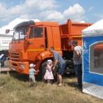 ООО «Барнаульский автоцентр КАМАЗ» принял участие в ежегодном агропромышленном форуме «День сибирского поля»