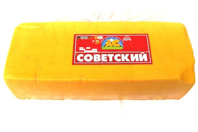 Сыр – элитный бренд Алтайского края