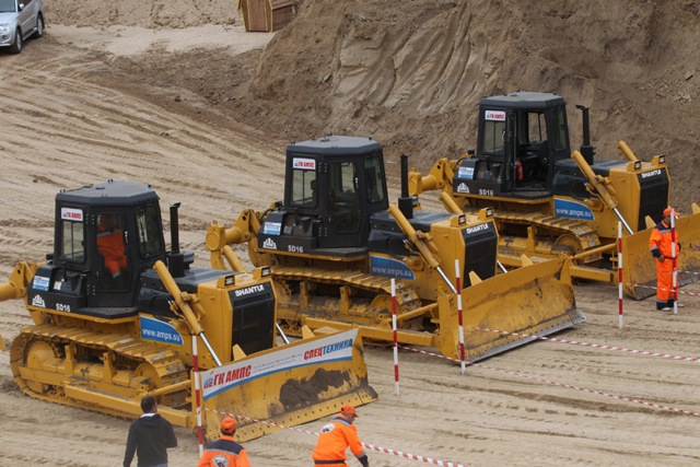 Дорожных дел мастера. В Алтайском крае пройдёт конкурс строительно дорожного мастерства «Лучший по профессии»