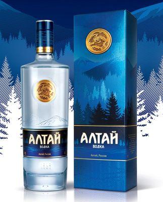 «Иткульский спиртзавод» планирует выпускать торговую марку «Алтай» в сувенирной упаковке