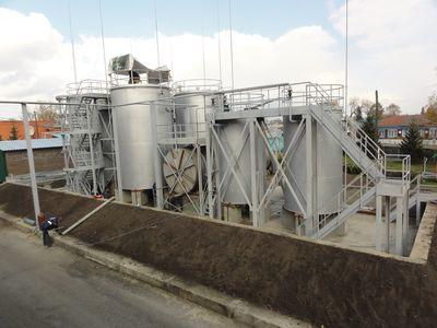 Иткульский спиртзавод готовит к сдаче в эксплуатацию новый объект
