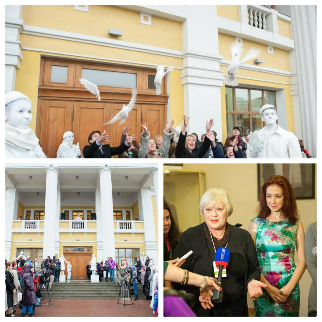 Галэкс выступил одним из партнеров Первого Всероссийского молодежного театрального фестиваля имени B.C. Золотухина
