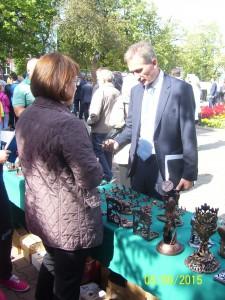 Продукция завода «Литком ЛДВ» стала украшением празднования юбилея города Барнаула!