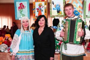 В ДК прошел городской фестиваль творчества