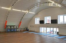 Открытие нового спортивного комплекса