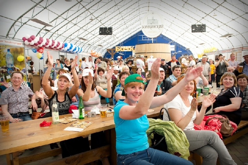 Сибирский фестиваль пива – Алтайфест