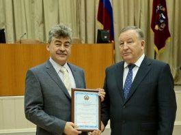 «Галэкс» вручили сертификат социально ответственного работодателя