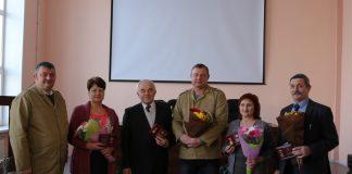 Сотрудники Бийского олеумного завода получили министерские награды