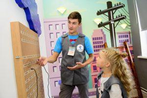 «Ростелеком» открыл в Барнауле «Дом связи» для детей