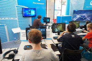 «Ростелеком» предложил гигабит скорости геймерам на Всероссийском фестивале науки Алтая   2017