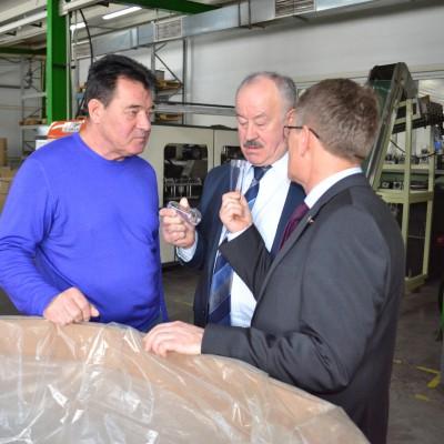 Директор «Ренессанс Косметик» В.П. Косихин награжден почетной грамотой Торгово промышленной палаты РФ